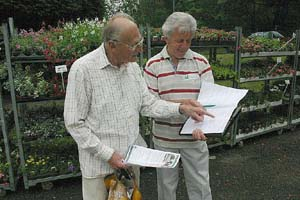 Crowborough Healthcheck - Carrying out the survey
